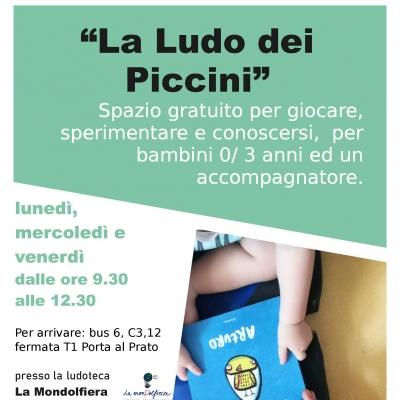 """""""La Ludo dei Piccini"""""""
